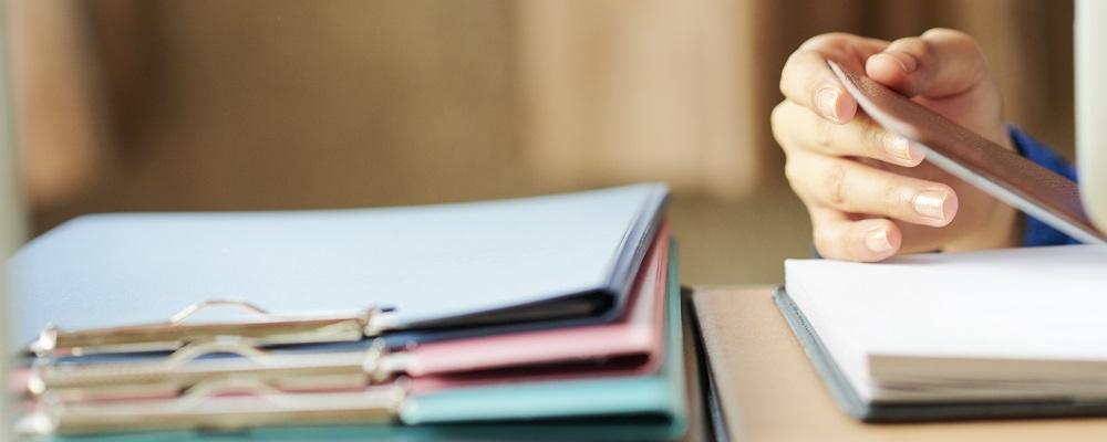 Documentos en gestión de proyectos