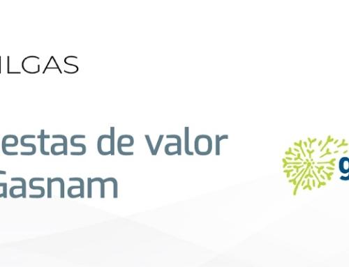 Presentación de las soluciones para GNV de Retain en Gasnam